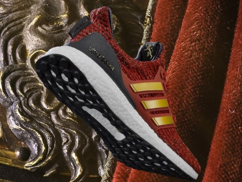 3def272d5 Magazine for Textiles, Clothing, Leather and Technology. The  limited-edition adidas x Game of Thrones Ultraboost ...